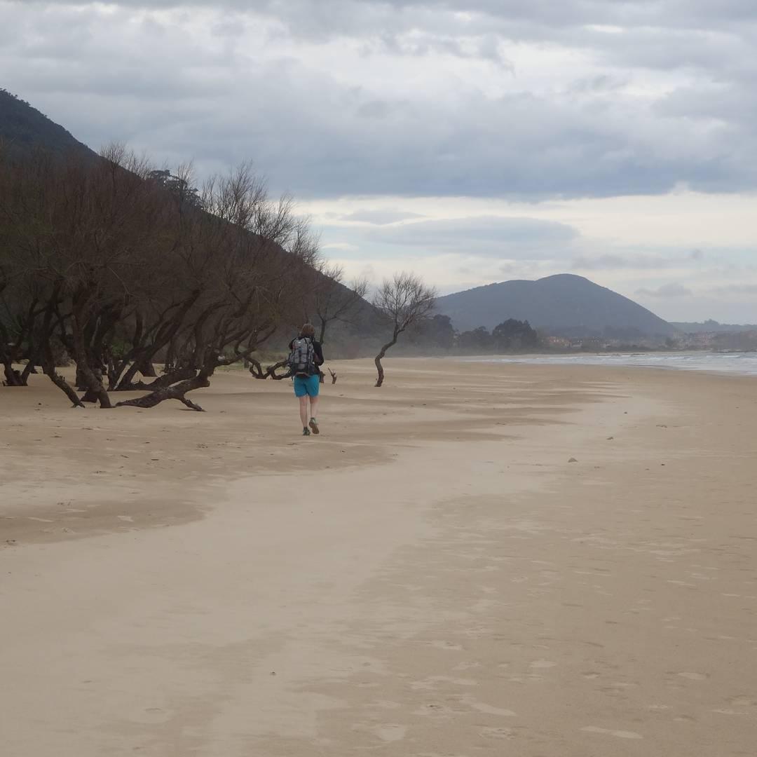 Küstenweg Camino del Norte
