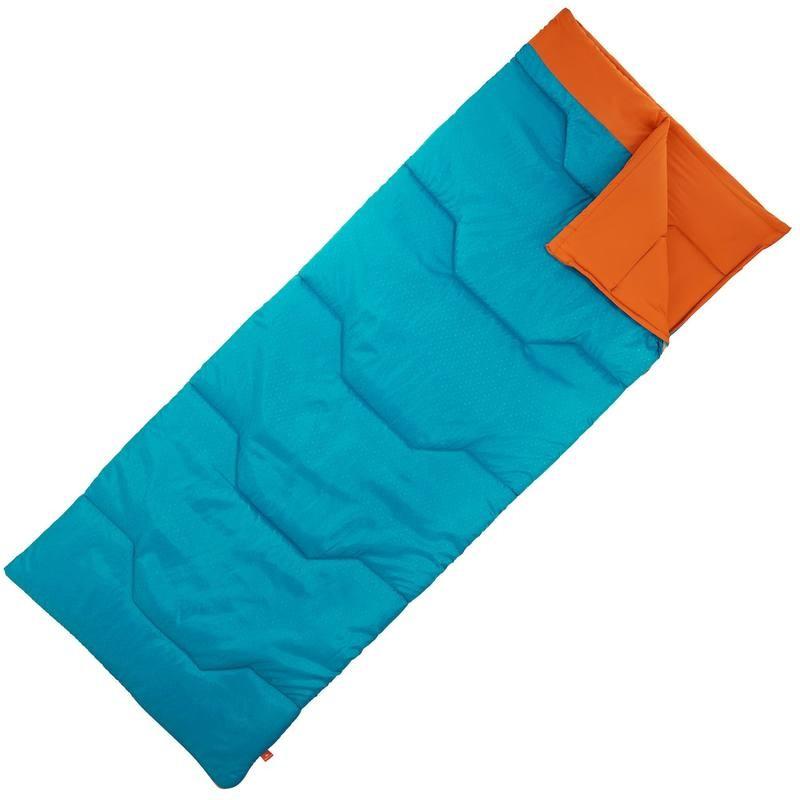 Schlafsack für den Jakobsweg
